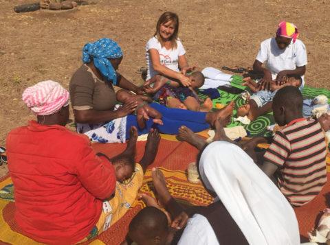 """Progetto """"Coccole"""" per gli orfani della Missione"""